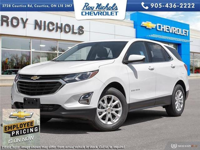 2021 Chevrolet Equinox LT (Stk: X450) in Courtice - Image 1 of 23