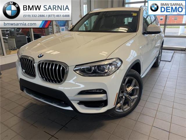 2021 BMW X3 xDrive30i (Stk: BF2149) in Sarnia - Image 1 of 10