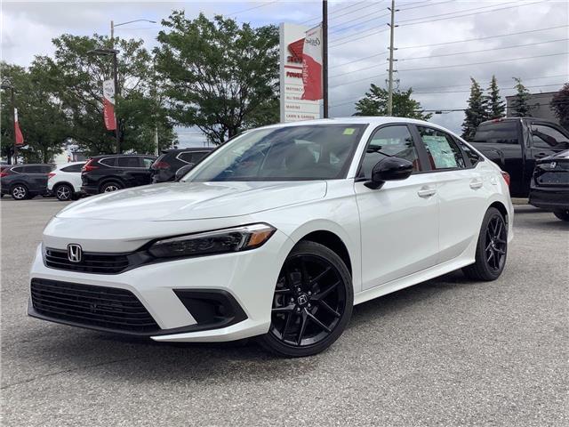 2022 Honda Civic Sport (Stk: 11-22085) in Barrie - Image 1 of 27