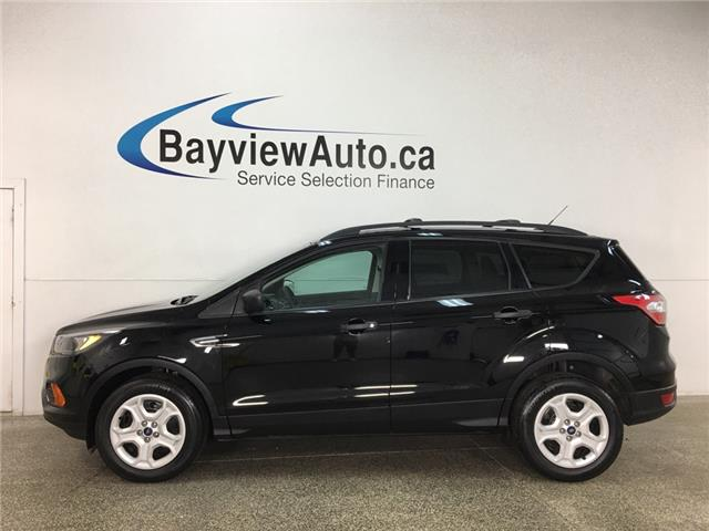 2018 Ford Escape S (Stk: 37870WA) in Belleville - Image 1 of 25