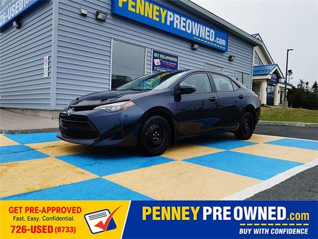 2018 Toyota Corolla LE (Stk: 40290A) in Mount Pearl - Image 1 of 15