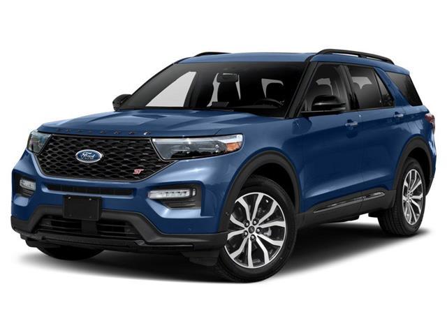 2021 Ford Explorer ST (Stk: EX21-90244) in Burlington - Image 1 of 9