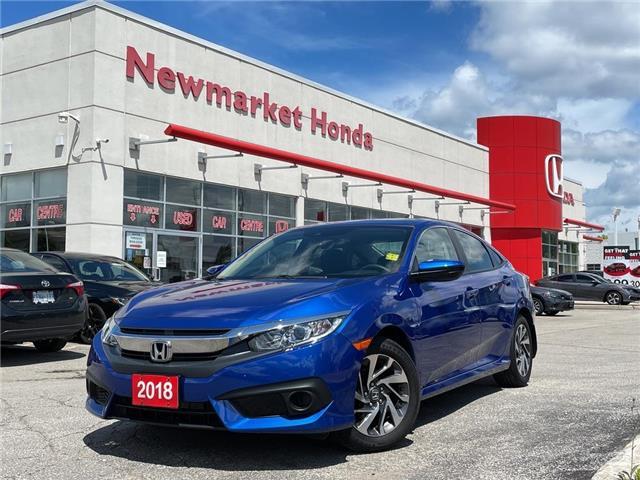 2018 Honda Civic EX (Stk: 21-3670A) in Newmarket - Image 1 of 20