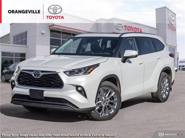 2021 Toyota Highlander Limited (Stk: 21300) in Orangeville - Image 1 of 23
