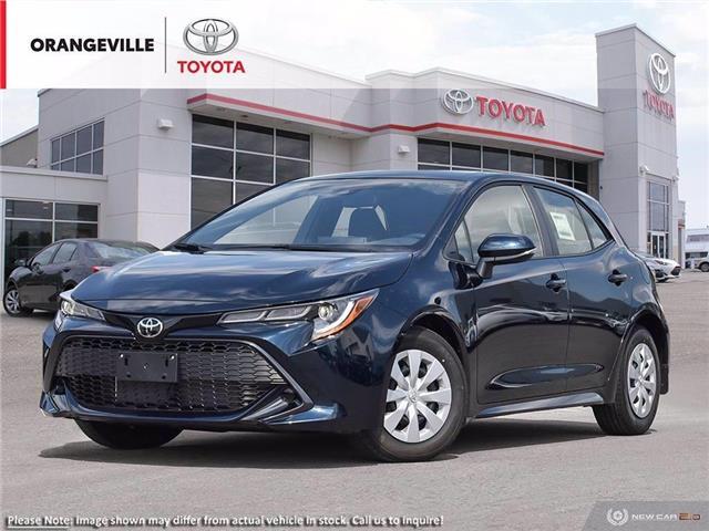 2021 Toyota Corolla Hatchback Base (Stk: 21272) in Orangeville - Image 1 of 23
