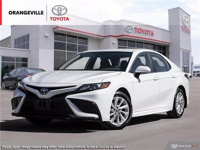 2021 Toyota Camry SE (Stk: 21447) in Orangeville - Image 1 of 23