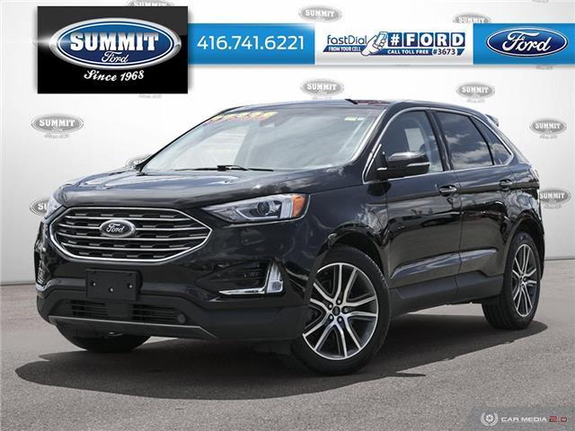 2019 Ford Edge Titanium (Stk: PL22247) in Toronto - Image 1 of 27