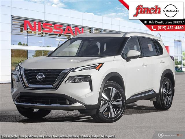 2021 Nissan Rogue Platinum (Stk: 16187) in London - Image 1 of 23