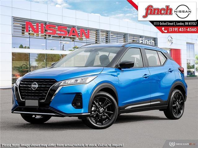 2021 Nissan Kicks SR (Stk: 10034) in London - Image 1 of 23