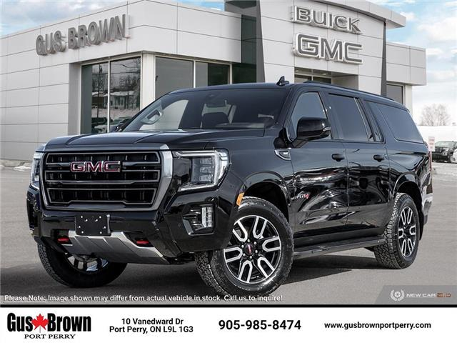 2021 GMC Yukon XL AT4 (Stk: R399837) in PORT PERRY - Image 1 of 23