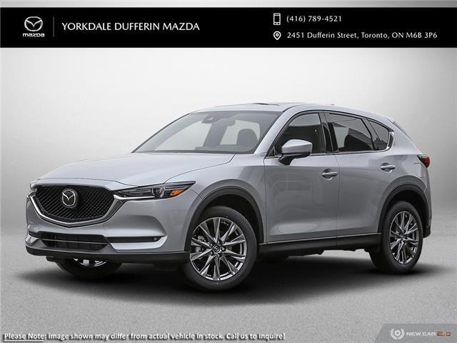 2021 Mazda CX-5 GT w/Turbo (Stk: 211141) in Toronto - Image 1 of 23