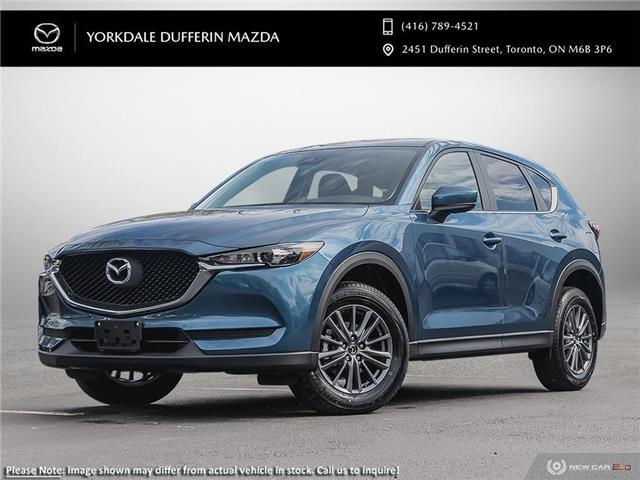 2021 Mazda CX-5 GX (Stk: 211138) in Toronto - Image 1 of 23