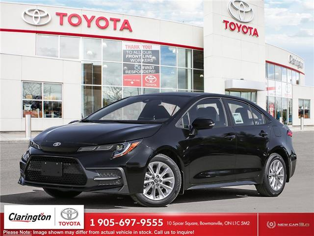 2021 Toyota Corolla SE (Stk: 21608) in Bowmanville - Image 1 of 23