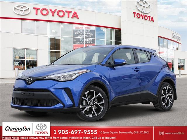 2021 Toyota C-HR XLE Premium (Stk: 21604) in Bowmanville - Image 1 of 22