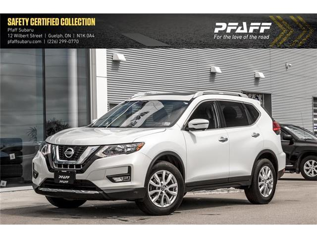 2017 Nissan Rogue SV (Stk: SU0408) in Guelph - Image 1 of 23