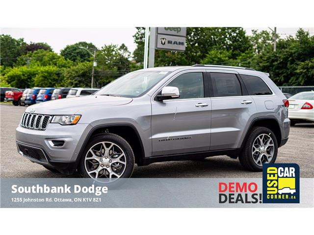 2021 Jeep Grand Cherokee Limited (Stk: 210469) in OTTAWA - Image 1 of 22
