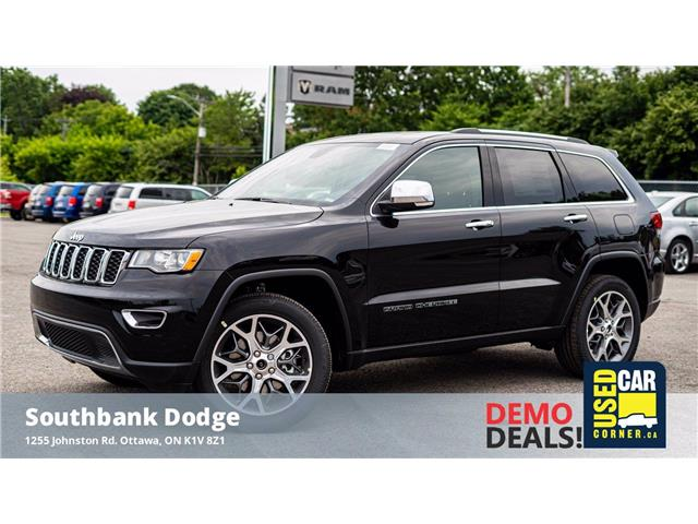 2021 Jeep Grand Cherokee Limited (Stk: 210484) in OTTAWA - Image 1 of 21