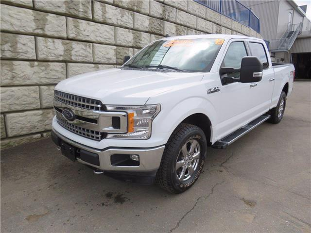 2019 Ford F-150 XLT   AC   Apple Carplay/Android Auto   XM HD Radi (Stk: D10470A) in Fredericton - Image 1 of 19