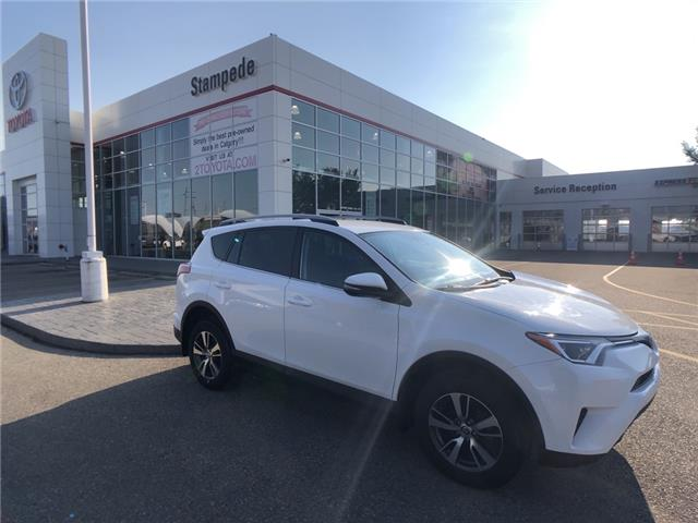2018 Toyota RAV4 LE (Stk: 210680A) in Calgary - Image 1 of 22