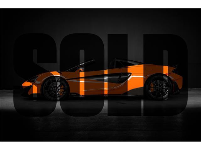 2020 McLaren 600LT Spider  (Stk: JS0001) in Woodbridge - Image 1 of 20