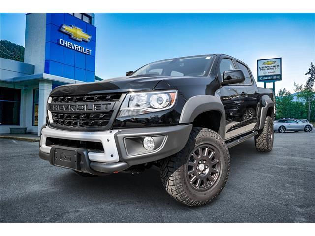 2021 Chevrolet Colorado ZR2 (Stk: 21-134) in Trail - Image 1 of 25
