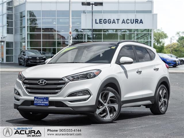2017 Hyundai Tucson Ultimate (Stk: 21178A) in Burlington - Image 1 of 25