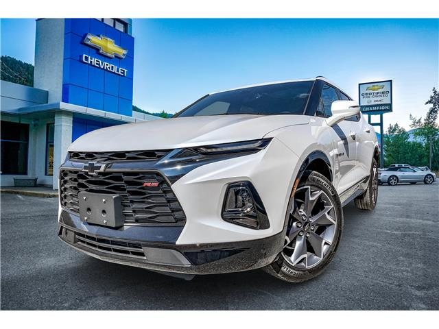 2021 Chevrolet Blazer RS (Stk: 21-151) in Trail - Image 1 of 27