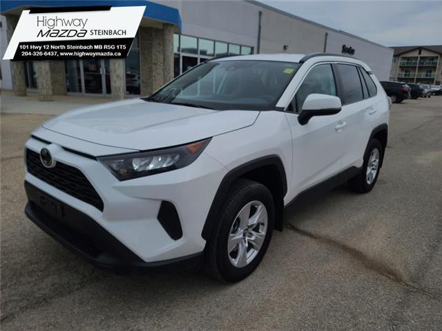 2019 Toyota RAV4 AWD LE (Stk: A0338) in Steinbach - Image 1 of 22