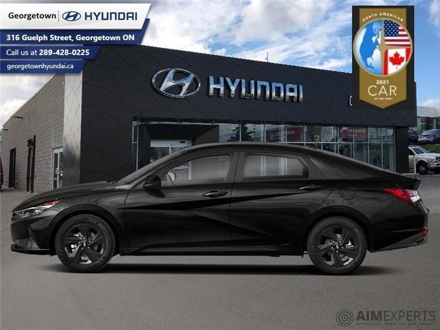 2021 Hyundai Elantra Preferred w/Sun & Tech Pkg (Stk: 1283) in Georgetown - Image 1 of 1