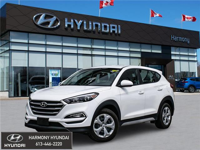 2018 Hyundai Tucson Base 2.0L (Stk: 21278a) in Rockland - Image 1 of 30
