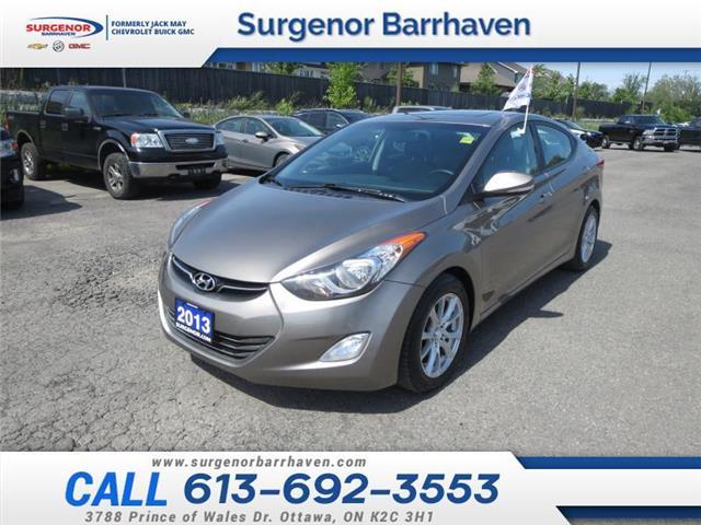 2013 Hyundai Elantra L (Stk: 210584A) in Ottawa - Image 1 of 23