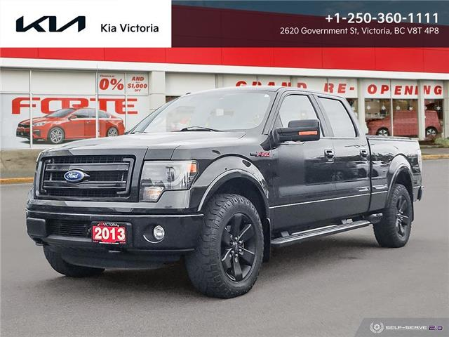 2013 Ford F-150 FX4 (Stk: FO21-332A) in Victoria - Image 1 of 26