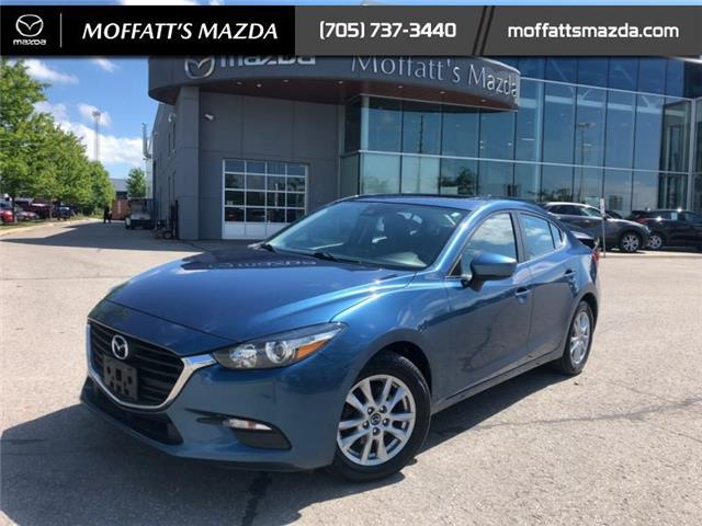 2017 Mazda Mazda3 GS (Stk: P9342A) in Barrie - Image 1 of 22