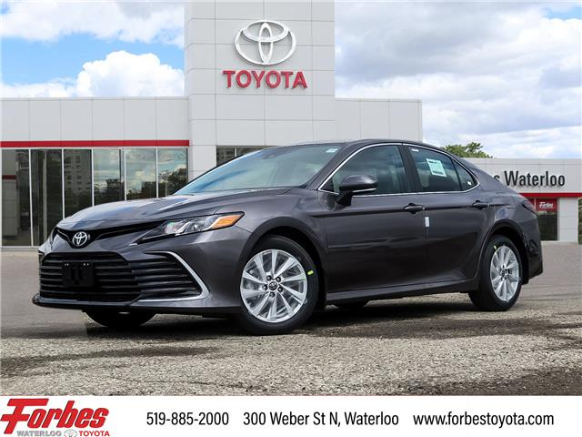 2021 Toyota Camry LE (Stk: 13037) in Waterloo - Image 1 of 19