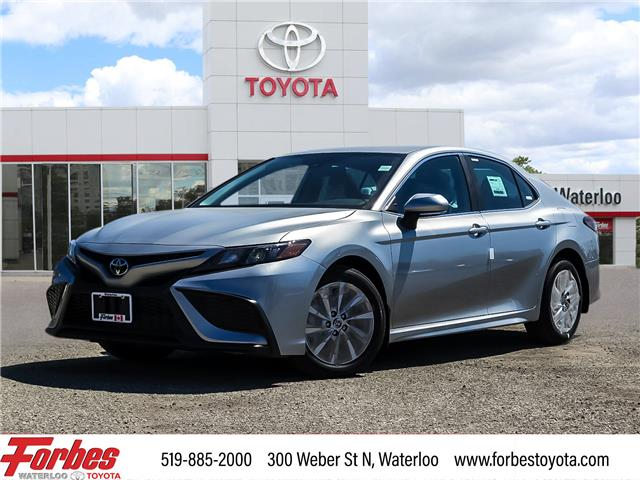 2021 Toyota Camry SE (Stk: 13041) in Waterloo - Image 1 of 19