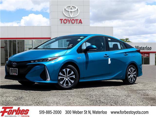 2021 Toyota Prius Prime  (Stk: 17019) in Waterloo - Image 1 of 18