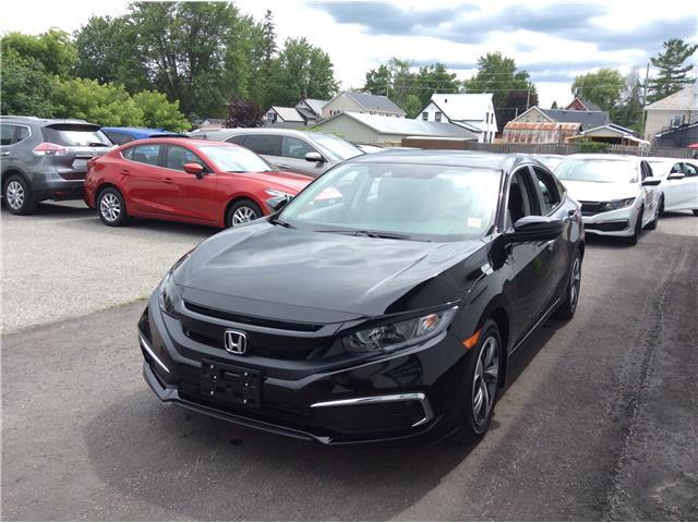 2021 Honda Civic LX (Stk: 210559) in Ottawa - Image 1 of 21