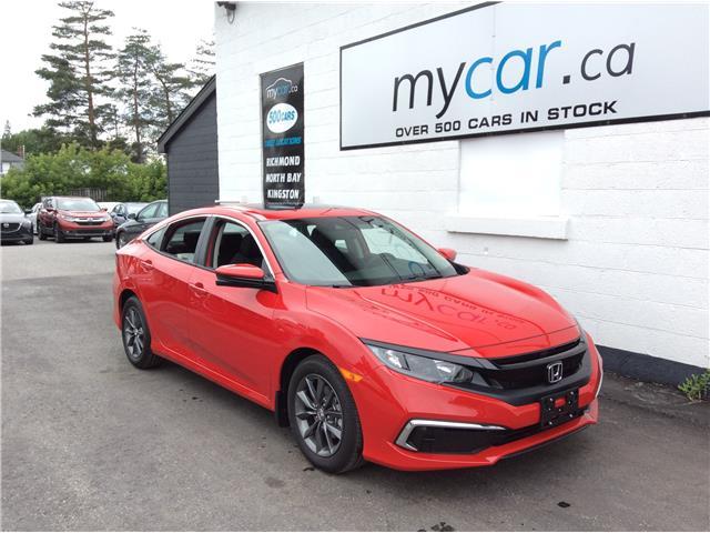 2021 Honda Civic EX (Stk: 210569) in Kingston - Image 1 of 22