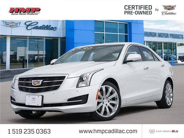 2018 Cadillac ATS 2.0L Turbo Luxury 1G6AF5RX8J0122822 91009 in Exeter