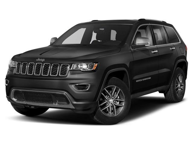 2021 Jeep Grand Cherokee Limited (Stk: ) in Red Deer - Image 1 of 9