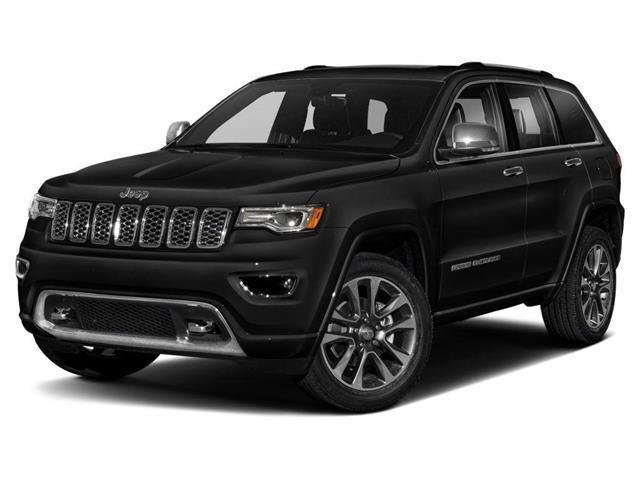 2021 Jeep Grand Cherokee Overland (Stk: ) in Québec - Image 1 of 9