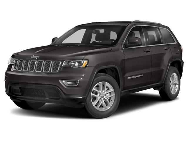 2021 Jeep Grand Cherokee Laredo (Stk: ) in Medicine Hat - Image 1 of 9