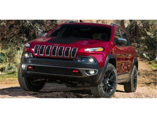 2018 Jeep Cherokee Trailhawk (Stk: SPW1511) in St. John\'s - Image 1 of 1