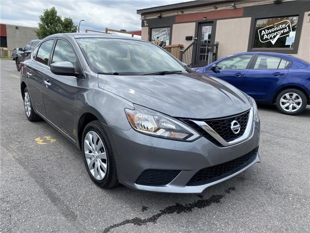 2017 Nissan Sentra 1.8 S (Stk: c21154a) in Ottawa - Image 1 of 20