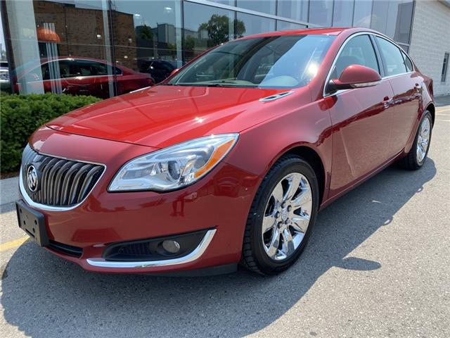 Used 2014 Buick Regal Turbo/e-Assist Premium I CXL|LEATHER|REAR PARK ASSIST|HEATED SEATS/STEERING WHEEL - London - Finch Chevrolet