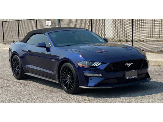 2020 Ford Mustang GT Premium (Stk: 16100127A) in Markham - Image 1 of 28