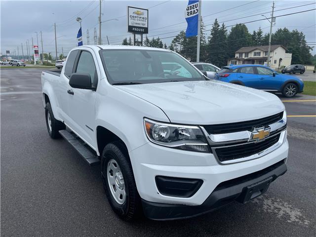 2020 Chevrolet Colorado WT 1GCHTBEA8L1196968 11658 in Sault Ste. Marie
