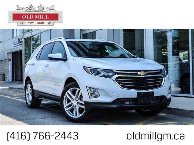 2021 Chevrolet Equinox Premier (Stk: M6162264) in Toronto - Image 1 of 24