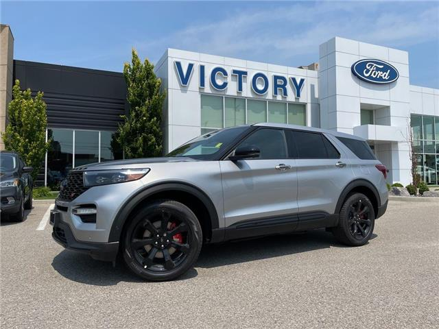2021 Ford Explorer ST (Stk: VEX20373) in Chatham - Image 1 of 19