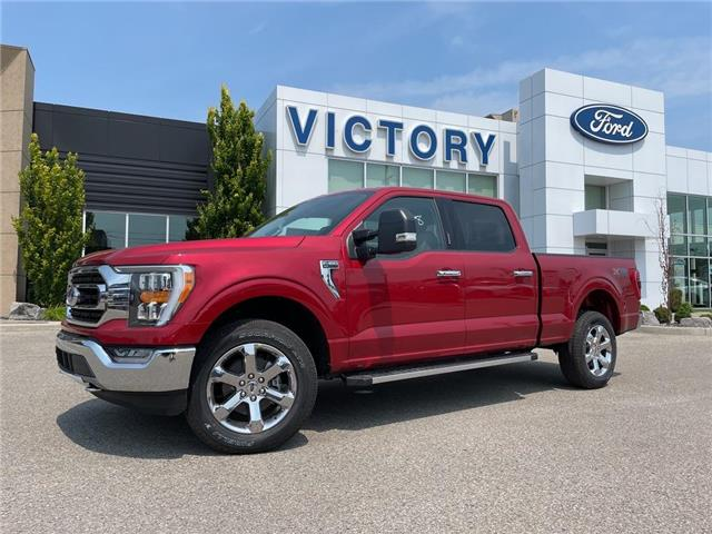 2021 Ford F-150 XLT (Stk: VFF20284) in Chatham - Image 1 of 18
